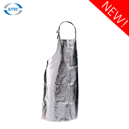 Aluminized Heat Protection Apron