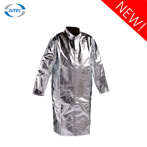 Aluminized Heat Protection Coat