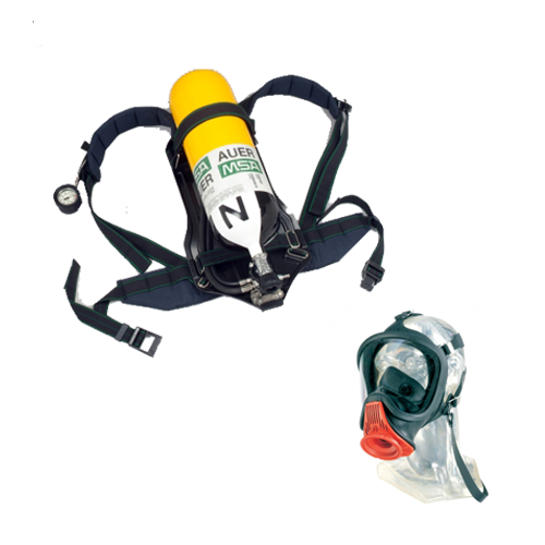 Self Breathing Apparatus : Atlas Safety Products