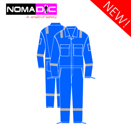 FLAME LITE Fire retardant coverall