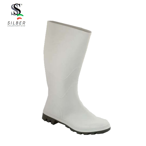 Silber - Non-Safety PVC Boot