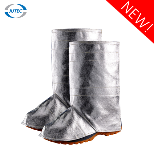 Heat protection gaiters