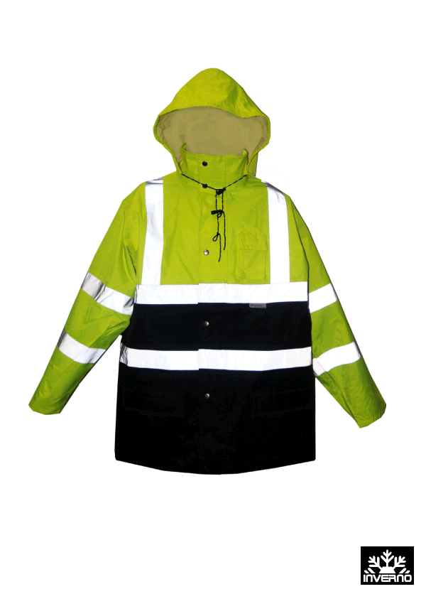 Winter Jacket 5 in 1