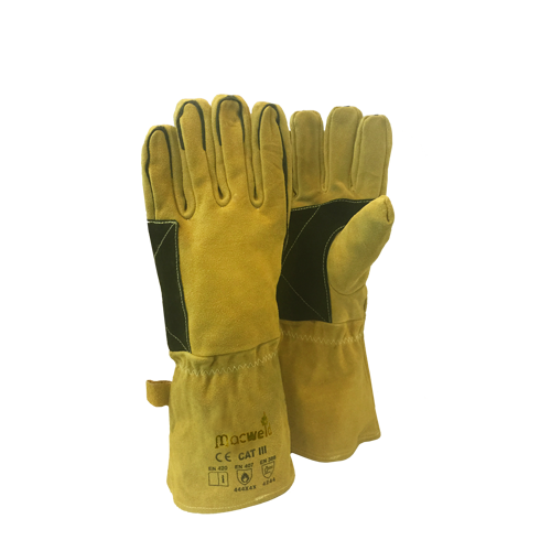 Premium Welding gloves CAT III